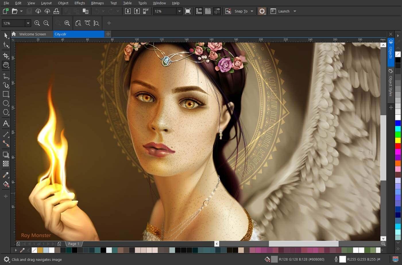 CorelDRAW Graphics Suite 2020 Keygen