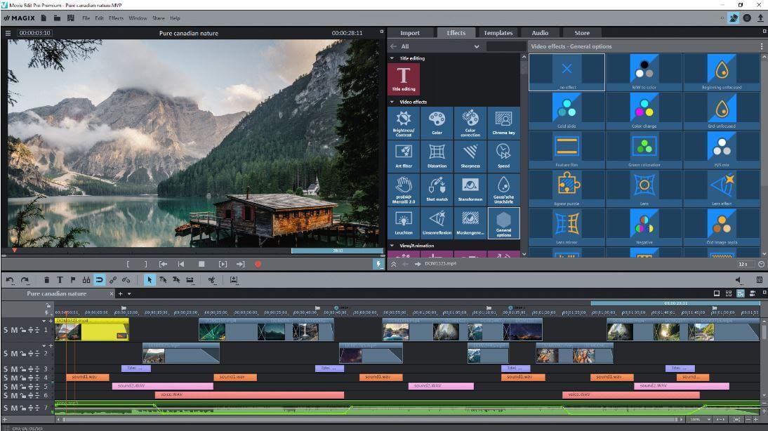 MAGIX Movie Edit Pro Premium Crack
