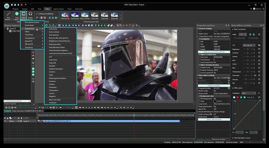 VSDC Video Editor Activation Key