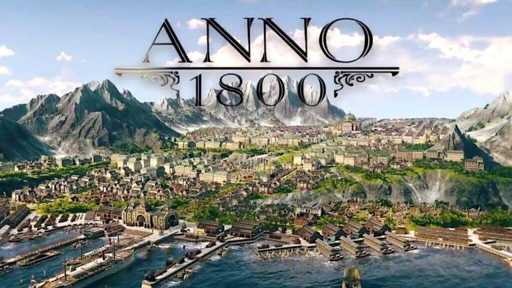 Anno 1800 Free Download