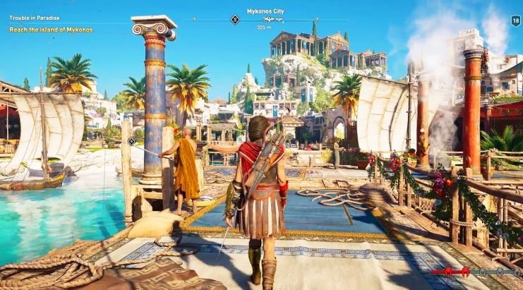 Assassin's Creed Odyssey Crack PC