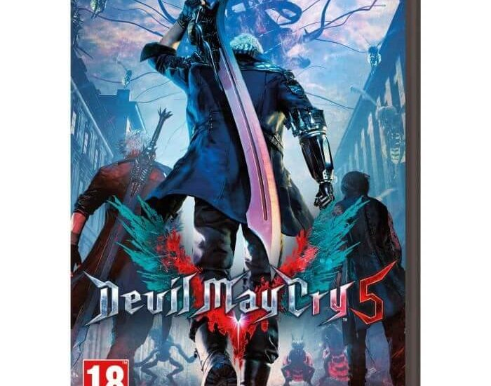 Devil May Cry 5 Crack