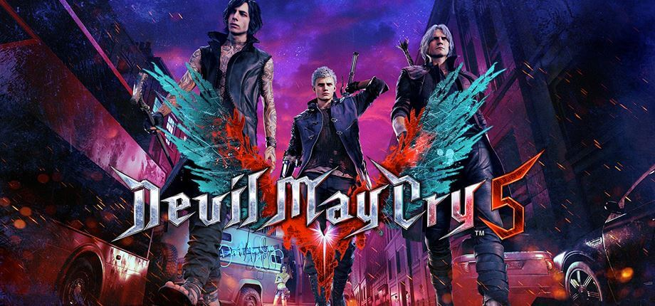 Devil May Cry 5 Torrent