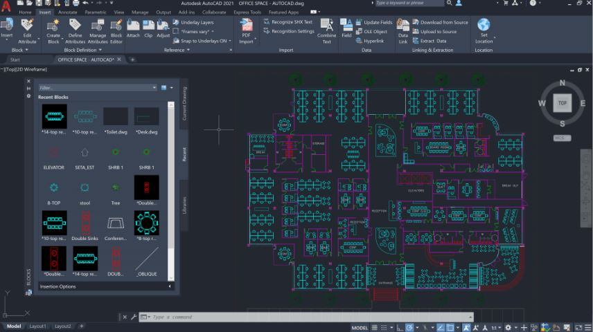 Autodesk AutoCAD 2021 Serial Number