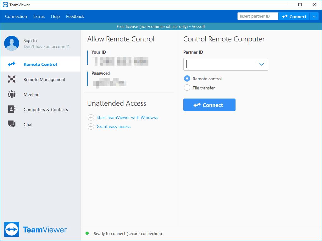 TeamViewer Full Crack