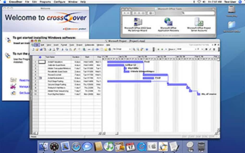 CrossOver Mac Crack