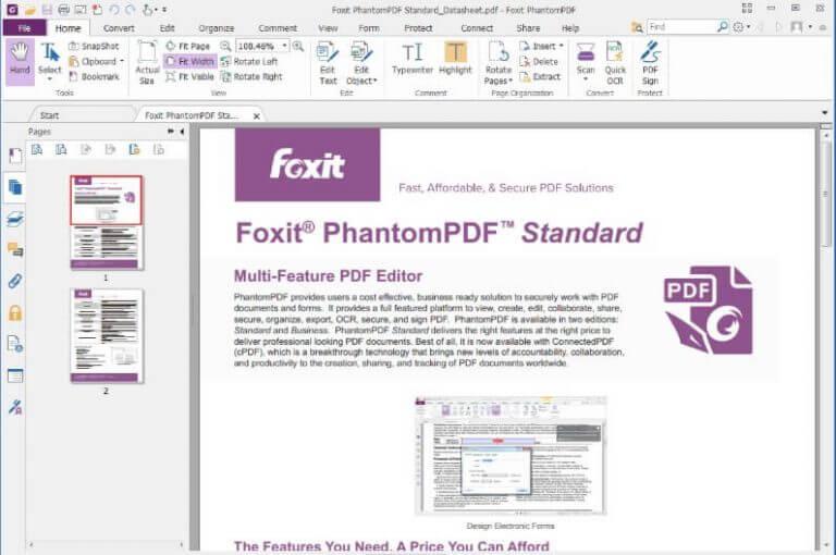Foxit PhantomPDF Activation Key